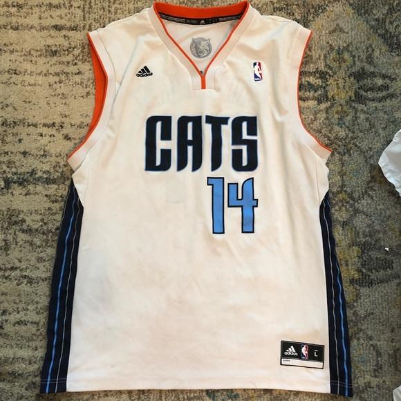 buy popular e3435 a77ed Charlotte Bobcats Jersey